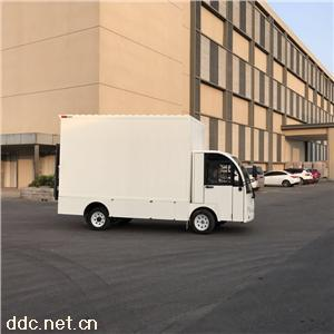 电动特种车箱式电动货车
