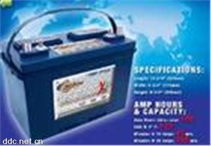高尔夫球车蓄电池US2200