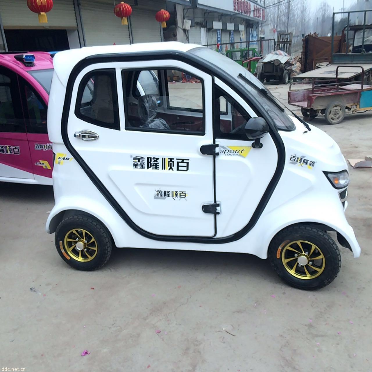 新能源电动三轮车