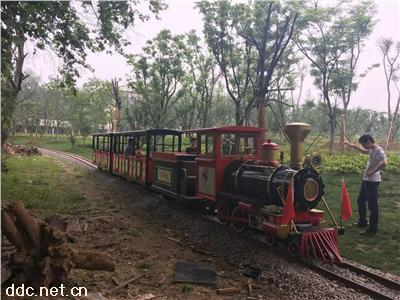 长沙电动有规无轨小火车