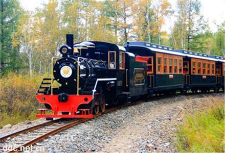 景區用有軌小火車