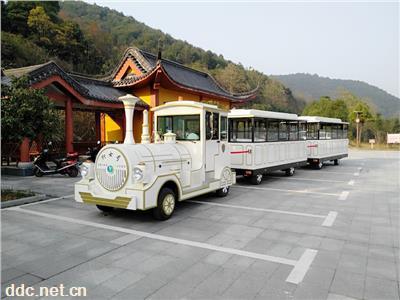 网红小火车轨道小火车景区观光小火车