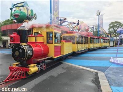 网红小火车旅游观光小火车森林观光小火车景区小火车