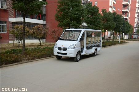 全新燃油观光车