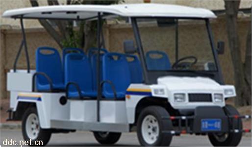 沃森智能卡啟動8座電動越野巡邏車