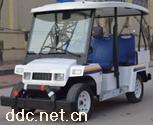 沃森5座电动保安物业巡逻车