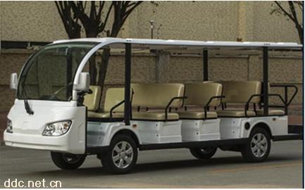 沃森景区接待游客14座电动观光游览车