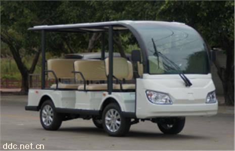 8座电动观光车电动游览车