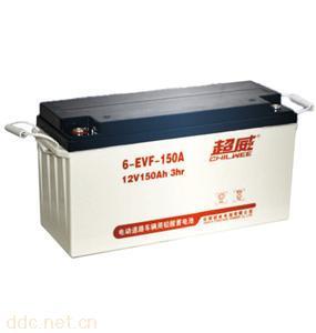超威电动助力车密封铅酸蓄电池36-EVF-150A