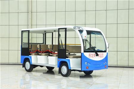 11座电动游览车